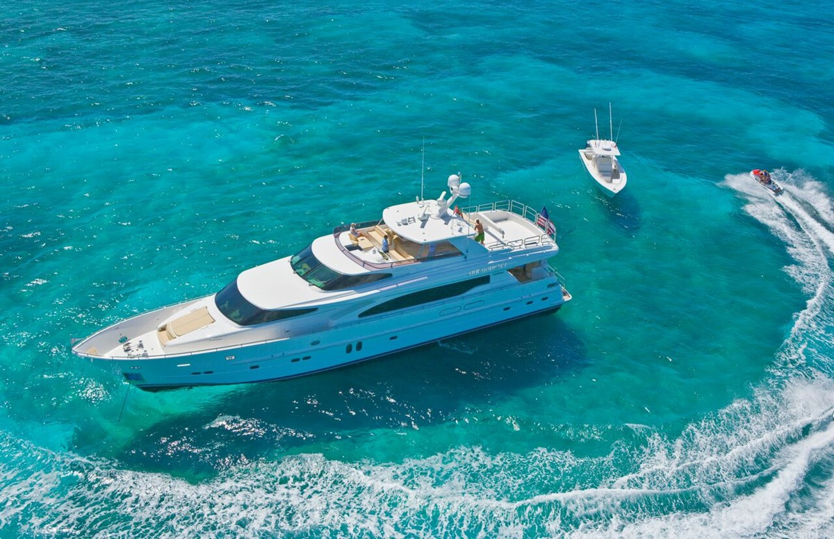 The International Yacht Brokerage | Premium New & Used Yachts for Sale